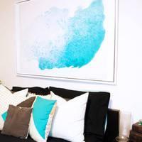 Energy Corridor: Watercolor + Salt Painting Art Class by Pop Shop America