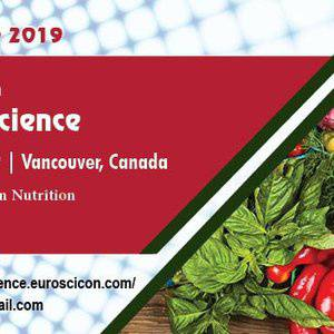 EuroSciCon Conference on Nutritional Science