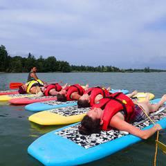 Mindful Paddle & Floating Meditation