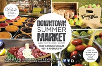 Downtown Kick off to Summer Market