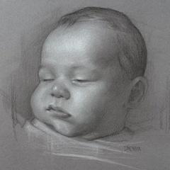 Portrait Drawing Workshop With Elizabeth Zanzinger