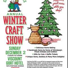 Craig Street Cats Annual Craft Show