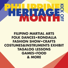 Philippine Heritage Month Kick Off