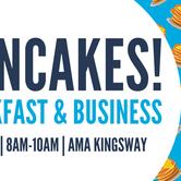 Pancakes! Breakfast & Business