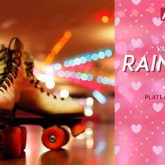 Austin Pride Rainbow Skate Valentine Edition