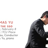 Thomas Yu with the SSO