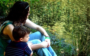 Separation and Child Anxiety: All You Need is Love