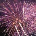 Labour Day Fireworks at Canada's Wonderland