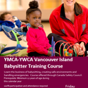 YMCA-YWCA Vancouver Island Babysitter Training Course