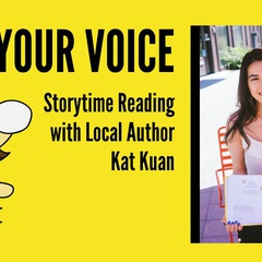Use Your Voice Summer Storytime at Magical Bridge Playground