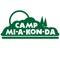 Camp Mi-A-Kon-Da's logo