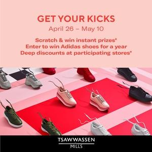 Get Your Kicks!