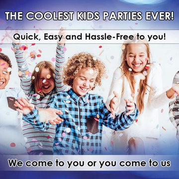 My Studio Party - Vancouver's promotion image