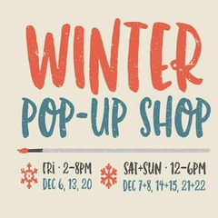 Winter Pop-Up Shop with SF Etsy