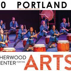 Family Matinee Series: Portland Taiko Drumming