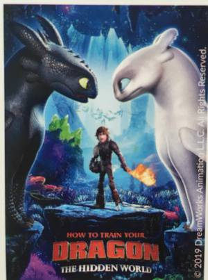 Free Movie Night - How To Train Your Dragon (The Hidden World)