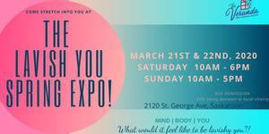 The Lavish You Spring Wellness Expo!