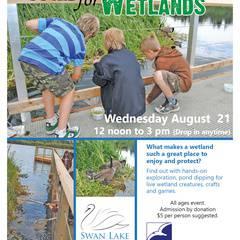 Wild for Wetlands