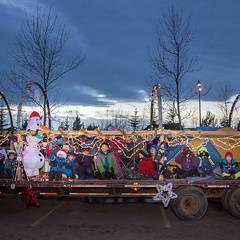 Auburn Bay Parade of Lights