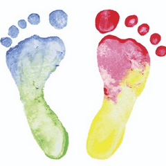 Growing Footprints