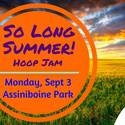 So Long Summer! Free Hoop Jam