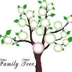 Spring Break - Craft your Family Tree