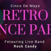 Cinco De Mayo Retro Dance Party