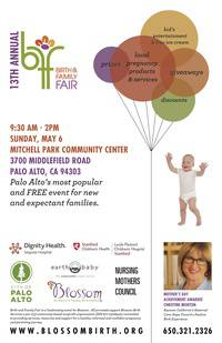 Blossom Birth & Family Fair
