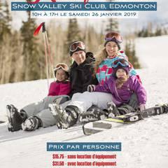 Ski en famille - Family Skiing