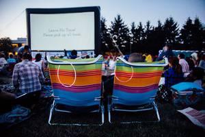 "Outdoor Movies at Marymoor Park: ""Incredibles 2"""