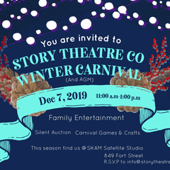 Story Theatre Winter Carnival