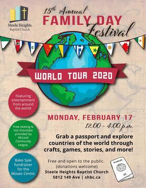 Family Day Festival - World Tour 2020