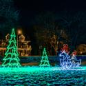 Burlington's Lakeside Festival of Lights