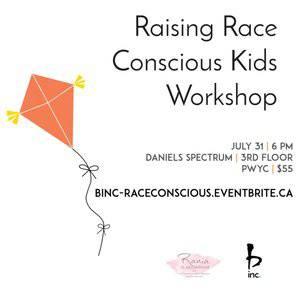 Raising Race Conscious Kids