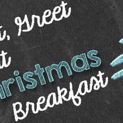 Meet, Greet and Eat Christmas Breakfast