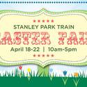 Stanley Park Easter Train