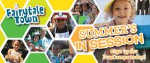Fairytale Town Summer FunCamps 2018- Camp Kaleidoscope