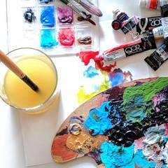 Starting Watercolour
