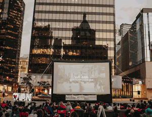 Summer Movie Nights at Vancouver Art Gallery - Crazy Rich Asians
