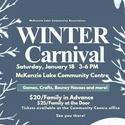 Family Winter Carnival