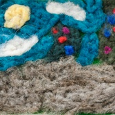 Create Together: Flat Needle Felted Images