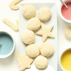 Kids in the Kitchen | Vegan & Gluten Free Holiday Cookies