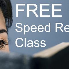 Free Speed Reading Class - Toronto