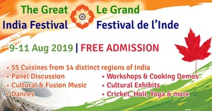 The Great India Festival 2019