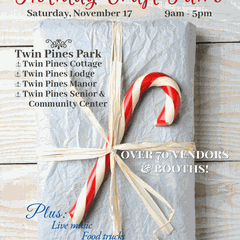 Annual Holiday Craft Faire