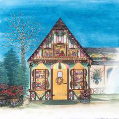 World Premiere: The Christmas Village