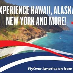 Come Soar Over America at FlyOver Canada