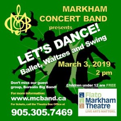 Let's Dance! Ballet, Waltzes and Swing