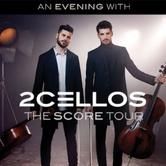 2CELLOS The Score Tour