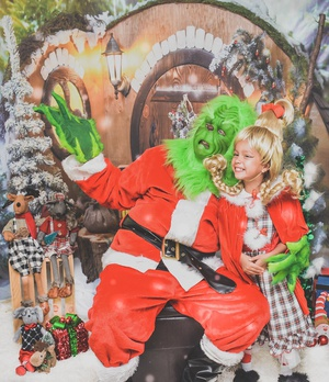 Meet The Grinch Day